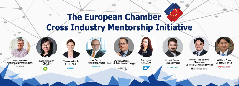 The European Chamber Cross-Industry Mentorship Initiative